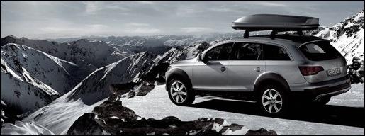 Audi Winter Experience 2011