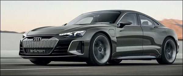 Officieel: Audi e-tron GT Concept (2018)