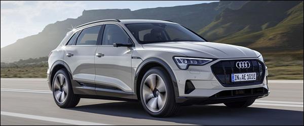 Officieel: Audi e-tron SUV (2018)