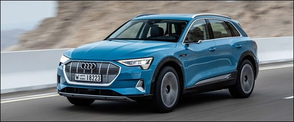 Autosalon Brussel 2019: Audi Line-up