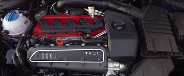 Audi 2.5-liter TFSI