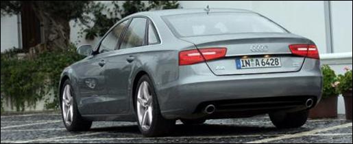 Audi A6 2011 nieuwe