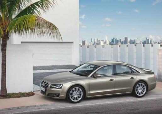 Nieuwe Audi A8 4.2 FSI