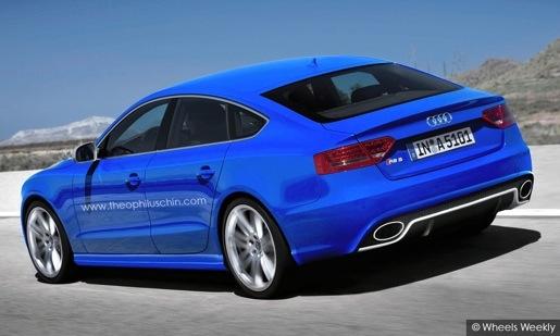 Audi Rs5 Sedan