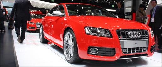 Audi S5 Sportback IAA