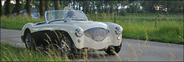 Austin Healey Retroview Teaser