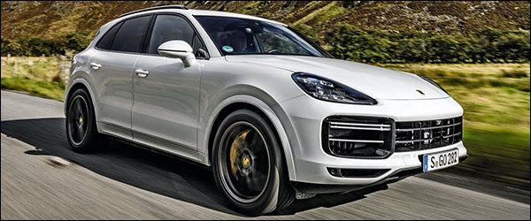 Video: Autocar test Porsche Cayenne Turbo (2017)