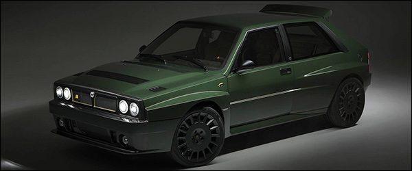 Officieel: Automobili Amos (Lancia) Delta Futurista (2018)