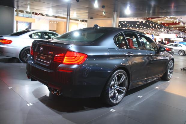 BMW M5 F11