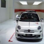 Autosalon Brussel 2014 Live: Abarth