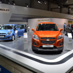 Autosalon Brussel 2014 Live: Chevrolet