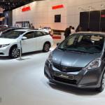Autosalon Brussel 2014 Live: Honda