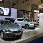Autosalon Brussel 2014 Live: Lexus