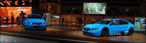 Autosalon Brussel 2014 Live - Volvo