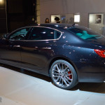 Autosalon Brussel 2014 Live: Maserati