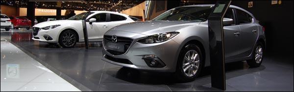 Autosalon Brussel 2014 - Mazda