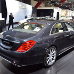 Autosalon Brussel 2014 Live: Mercedes