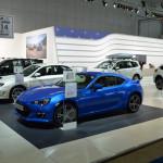 Autosalon Brussel 2014 Live: Subaru
