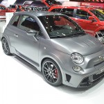Autosalon Brussel 2015 Live: Abarth (Paleis 5)