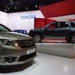 Autosalon Brussel 2015 Live: Dacia (Paleis 4)