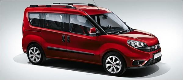 Autosalon Brussel 2015: Fiat Line-up