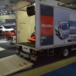 Autosalon Brussel 2015 Live: Isuzu (Paleis 9)