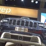 Autosalon Brussel 2015 Live: Jeep (Paleis 5)