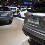 Autosalon Brussel 2015 Live: Lexus (Paleis 7)