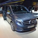Autosalon Brussel 2015 Live: Mercedes (Paleis 5)