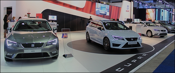 Autosalon Brussel 2015 - Seat - Header