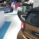 Autosalon Brussel 2015 Live: Smart (Paleis 5)