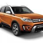 Autosalon Brussel 2015: Suzuki Line-up