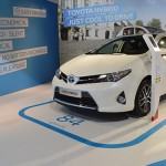 Autosalon Brussel 2015 Live: Toyota (Paleis 4)