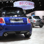 Autosalon Brussel 2016 Live: Abarth (Paleis 5)