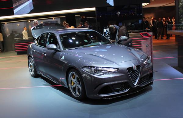 Autosalon Brussel 2016 Live: Alfa Romeo (Paleis 5)