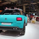 Autosalon Brussel 2016 Live: Citroën (Paleis 4)