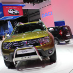 Autosalon Brussel 2016 Live: Dacia (Paleis 5)