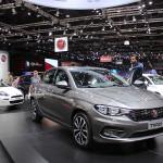 Autosalon Brussel 2016 Live: Fiat (Paleis 5)