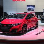 Autosalon Brussel 2016 Live: Honda (Paleis 6)