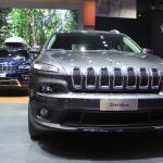 Autosalon Brussel 2016 Live: Jeep (Paleis 5)