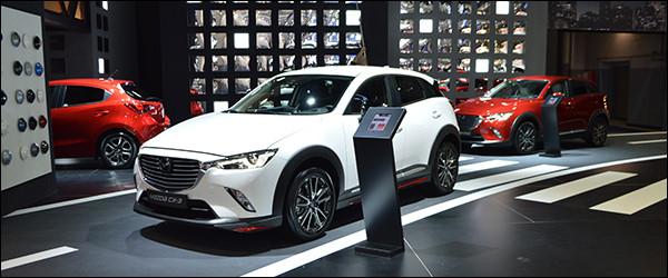 Autosalon Brussel 2016 Live: Mazda (Paleis 6)