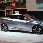 Autosalon Brussel 2016 Live: Nissan (Paleis 4)