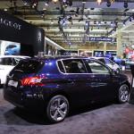 Autosalon Brussel 2016 Live: Peugeot (Paleis 4)