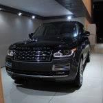 Autosalon Brussel 2016 Live: Land Rover / Range Rover (Paleis 6)