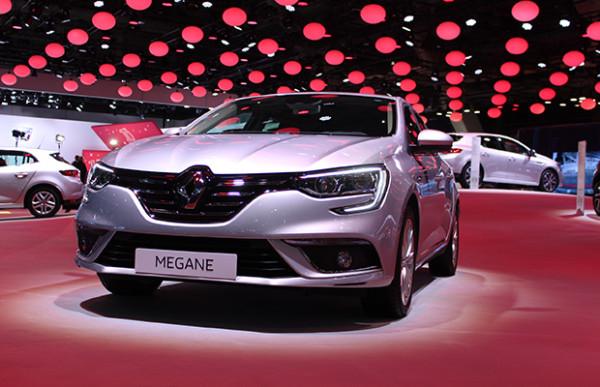 Autosalon Brussel 2016 Live: Renault (Paleis 5)