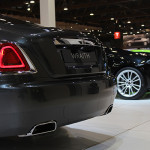 Autosalon Brussel 2016 Live: Rolls Royce (Paleis 1)