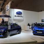 Autosalon Brussel 2016 Live: Subaru (Paleis 9)