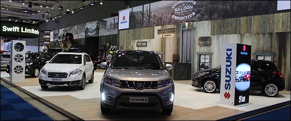Autosalon Brussel 2016 Live: Suzuki (Paleis 9)