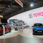 Autosalon Brussel 2016 Live: Toyota (Paleis 9)