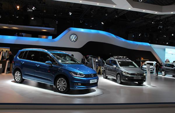 Autosalon Brussel 2016 Live: Volkswagen (Paleis 11)